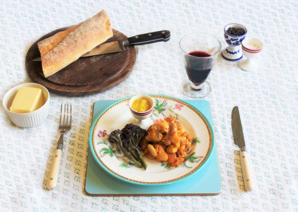pork bean ready meal food delivery suffolk